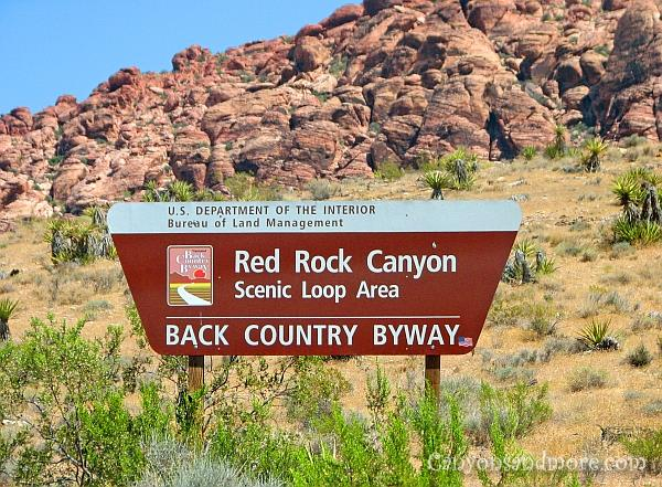 Red Rock Canyon Nevada 3