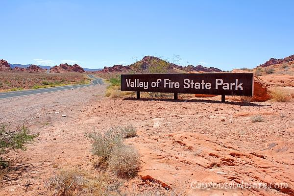 Valley of Fire Nevada 8