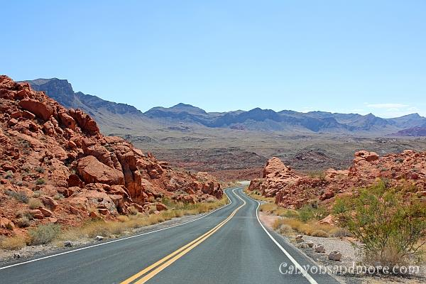 Valley of Fire Nevada 9